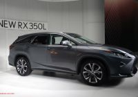 Suv L Beautiful New Lexus Rx L Seven Seater Prices Specs and Latest