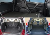 Suvs with Most Cargo Space Best Of which Compact Suvs Have the Most Cargo Room Motor Trend