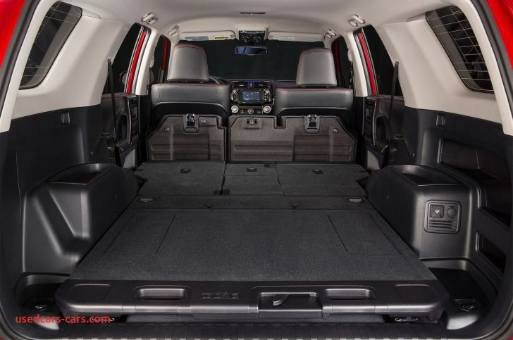 Permalink to Unique Suvs with Most Cargo Space