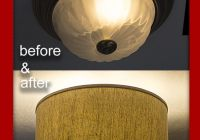 Swap Lease Awesome How to Install Modern Ceiling Light Cover Conversion Kits
