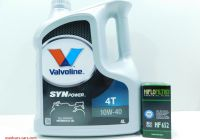 Synthetic Blend Vs Full Synthetic Oil Luxury Husqvarna Fe 501 ФИЛЬТР Olej Valvoline 10w 40 купить с