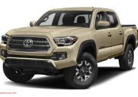 Tacoma Double Cab Long Bed Lovely 2018 toyota Ta A Trd F Road V6 4×4 Double Cab 127 4 In Wb Specs and Prices