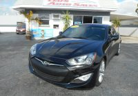 Teds Used Cars Best Of Used Hyundai Genesis Coupe 2 0t Premium for Sale In St Petersburg