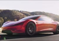 Tesla 0-100 Awesome Tesla Roadster 2 andra Da 0 A 100 In 19 Secondi Wired