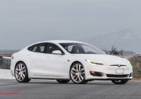 Tesla 0-100 Mph Beautiful the 2017 Tesla Model S P100d and the 0 100 0 Test