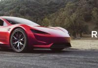 Tesla 0-60 1.9 Lovely Tesla Reveals the New Roadster Insane 0 60 Mark In 1 9