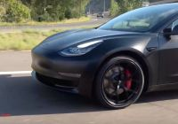 Tesla 0-60 Model 3 Awesome Tesla Model 3 Performance Achieves Record 0 60 Mph
