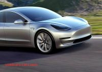 Tesla 0-60 Model 3 New Teslas Model 3 Will Reportedly Do 0 60 Mph In 5 6 Seconds