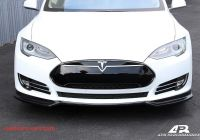 Tesla 0 Apr Lovely Tesla Model S Carbon Fiber Aero Pieces From Apr