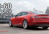 Tesla 0 to 60 Model S Fresh How Tesla Hit 60 Mph In 2 28 Seconds Youtube