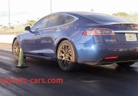 Tesla 1/4 Mile Awesome Tesla Model S P100d Ludicrous Plus Sets A New 1 4 Mile Record