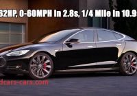 Tesla 1/4 Mile Fresh Teslas New 762hp Model S P90d with Ludicrous Speed