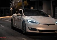 Tesla 1/4 Mile Luxury Stock 2017 Tesla Model S 75 Kwh 1 4 Mile Drag Racing