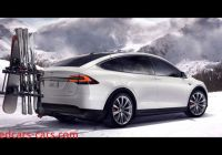 Tesla 100d Price Luxury Tesla Model X 100d 2017 2019 Price and Specifications