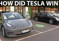 Tesla 2/3 Luxury Insideevs Electric Vehicle News Reviews and Reports