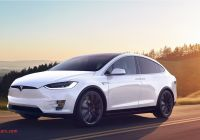 Tesla 2018 New 2018 Tesla Model X Review Ratings Specs Prices and