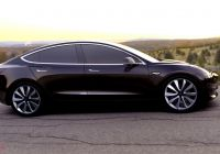 Tesla 2018 Unique Six Things You Need to Know About the 2018 Tesla Model 3