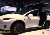 Tesla 2019 Lovely 2019 Tesla Model X P100d Exterior and Interior