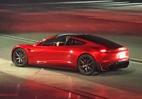 Tesla 2020 Beautiful 2020 Tesla Roadster Unveiled Starts at 200000 Automobile Magazine