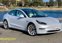 Tesla 2020 Model 3 Lovely Tesla Model 3 2020 Review Performance Carsguide