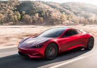Tesla 2020 Roadster Luxury 2020 Tesla Roadster Revealed Promising Staggering