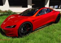 Tesla 2020 Roadster Luxury Tesla Roadster 2020 Gta Youtube