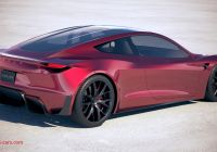 Tesla 2020 Roadster Luxury Tesla Roadster 2020