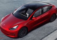 Tesla 2021 Beautiful 2021 Tesla Model 3 Goes Ficial with Minor Styling