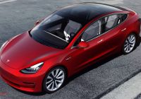 Tesla 2021 Best Of 2021 Tesla Model 3 Goes Ficial with Minor Styling