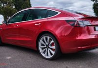 Tesla 2021 Luxury 2021 Tesla Model 3 Getting A Few Upgrades Here's What to