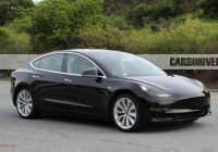 Tesla 3 Awesome 2017 Tesla Model 3 First Pics Of the Production Ready