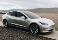 Tesla 3 Awesome Exclusive Tesla Model 3 Photo Shoot at the Gigafactory
