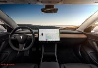 Tesla 3 Interior Elegant Tesla Model 3 Has Arrived Here are 6 Interesting Facts