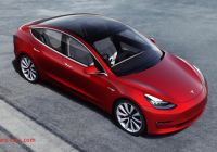 Tesla 3 Lease Awesome Everyone Wants to Lease A Tesla Model 3 top Gear