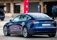 Tesla 3 Review Lovely Tesla Model 3 Review 2019 Parkers