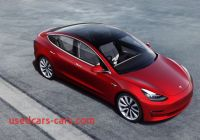 Tesla 3 Uk Luxury Tesla Model 3 Review Plug In Baby is Fast Fun and the