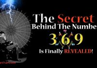 Tesla 369 Lovely the Secret Behind Numbers 3 6 9 Tesla Code is Finally