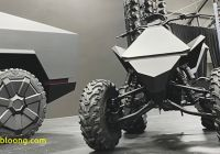Tesla 4 Wheeler Inspirational Tesla Cyberquad as Cybertruck Option Youtube