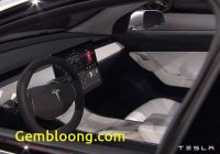 Tesla 4 Wheeler Price Best Of Tesla Model 3 Will Not Have Speedometer Will Instead Be A