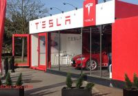 Tesla 4th Quarter Earnings Awesome Tesla Pop Up Stores Come to America Ecomento Com