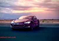 Tesla 4wd Awesome Tesla Model S P85d Gets 4wd More Power In P85d Spec