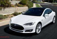 Tesla 4wd Elegant Tesla Model S 4wd Launched Car News Premium Luxury