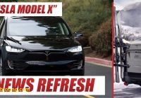 Tesla 4×4 Fresh Tesla Model X Will An Electric Suv Be Accepted In the