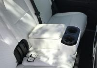 Tesla 5 Seater Lovely Rear Center Console for Tesla Model X 5 Seater Evannex