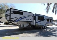 Tesla 5th Wheel Beautiful Tesla toy Hauler Fifth Wheel Wow Blog