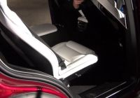 Tesla 6 Seater Inspirational 2016 Tesla Model X 6 Seat Configuration with Founder 2nd