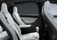 Tesla 6 Seater New Tesla Model X Gets A 20 sonic Carbon Wheel and Center