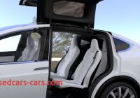 Tesla 6 Seater Price Unique 2017 Tesla Model X Electric Car Pricing Feature Changes