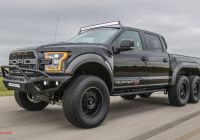 Tesla 6×6 Best Of 2018 ford F 150 Velociraptor 6×6 by Hennessey Performance
