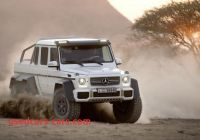Tesla 6×6 Best Of Picture Other Mercedes G63 Amg 6×6 Drift